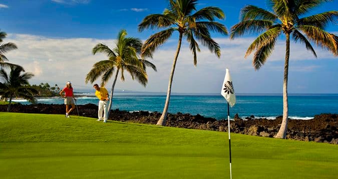 タイムシェア ハワイ島ワイコロアビーチ・キングスランド不動産画像10